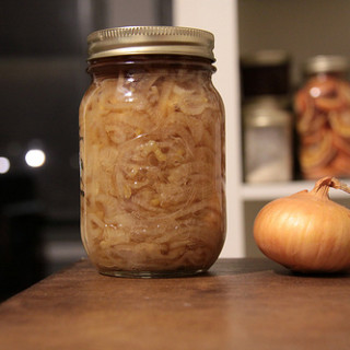 Pickled Onions – coming to a sandwich near you
