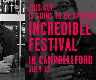 In Toronto or Campbellford, Ontario?  See WellPreserved in Person…
