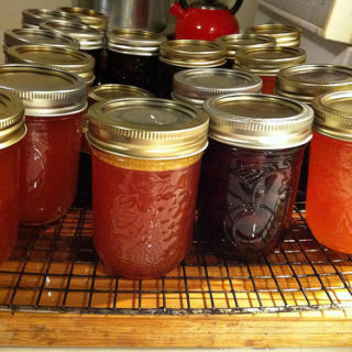 Preserving Fruit Juice