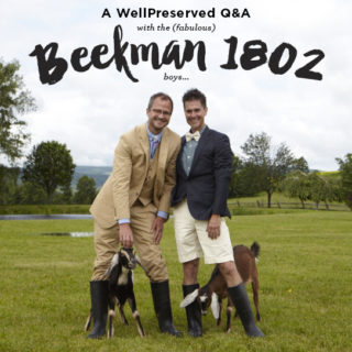 Q&A with Beekman 1802