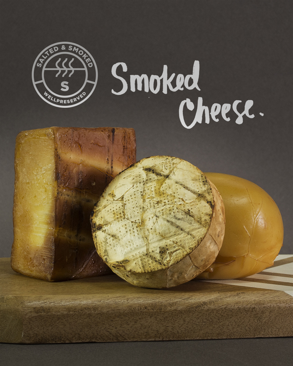 Smoked Cheese - how to make it